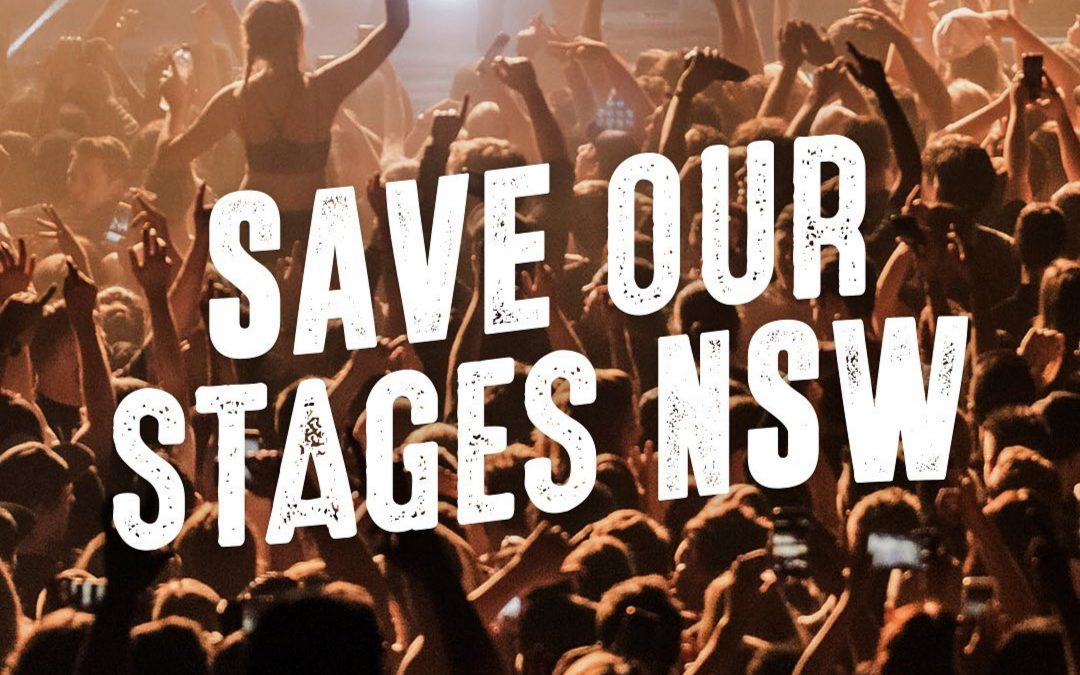 Sign the Save Our Stages NSW Petition