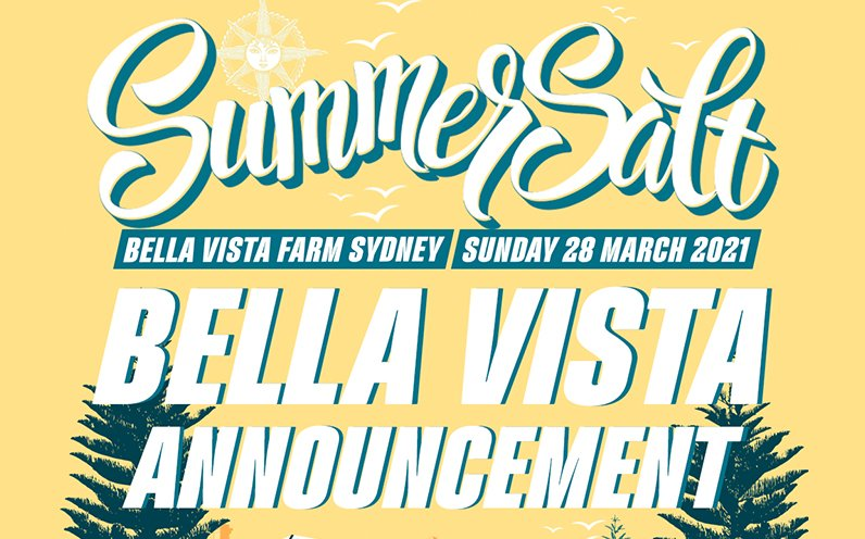 SummerSalt 2021: Bella Vista On Sale Now