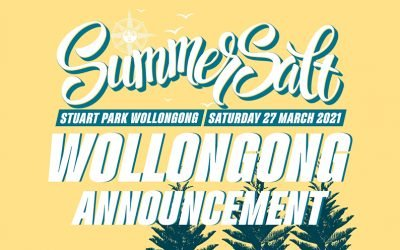 SummerSalt 2021: Wollongong On Sale Tue 27 Oct