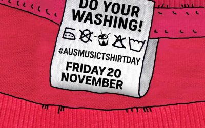 Ausmusic T-Shirt Day