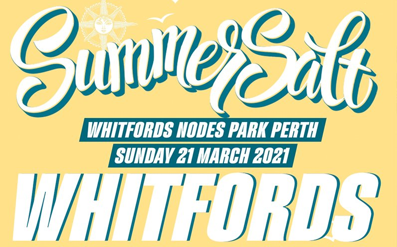SummerSalt 2021: Whitfords On Sale This Friday