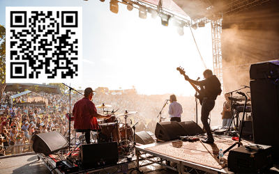 ENTER NOW TO WIN A VIP BACKSTAGE EXPERIENCE WITH US